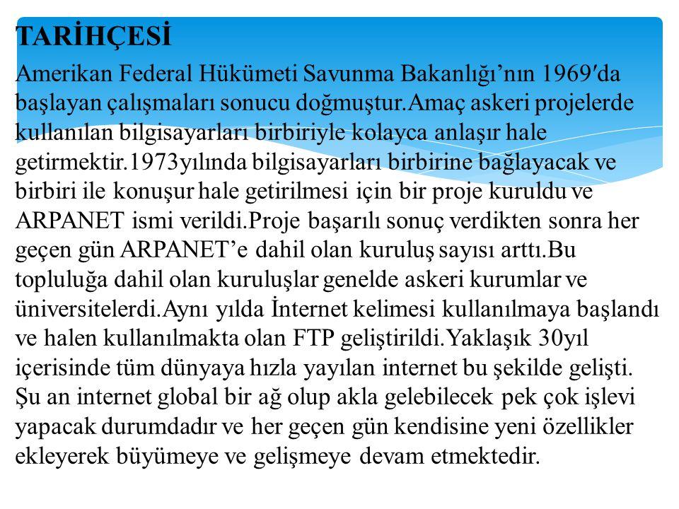 Göbek (Hub) : En basit ağ cihazlarından biridir.
