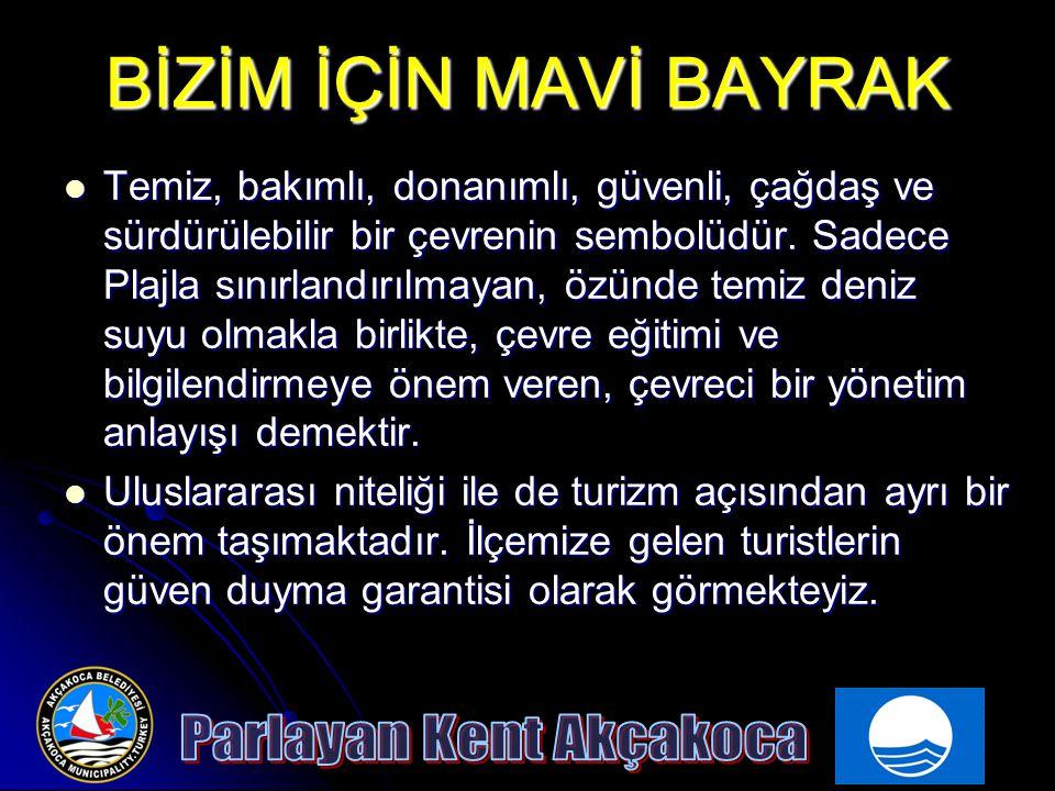 MAVİ BAYRAKLI PLAJ UYGULAMALARI AMACINA YÖNELİK OLARAK YAPTIĞIMIZ ÇALIŞMALAR İstanbul Teknik Üniversitesi – Akçakoca Belediyesi Akçakoca ilçesinde Bütünleşik Kıyı Alanı Yönetimi projesi hazırlandı İstanbul Teknik Üniversitesi – Akçakoca Belediyesi Akçakoca ilçesinde Bütünleşik Kıyı Alanı Yönetimi projesi hazırlandı Tüm Akçakoca Kıyılarının Kirlenme sebepleri araştırıldı.