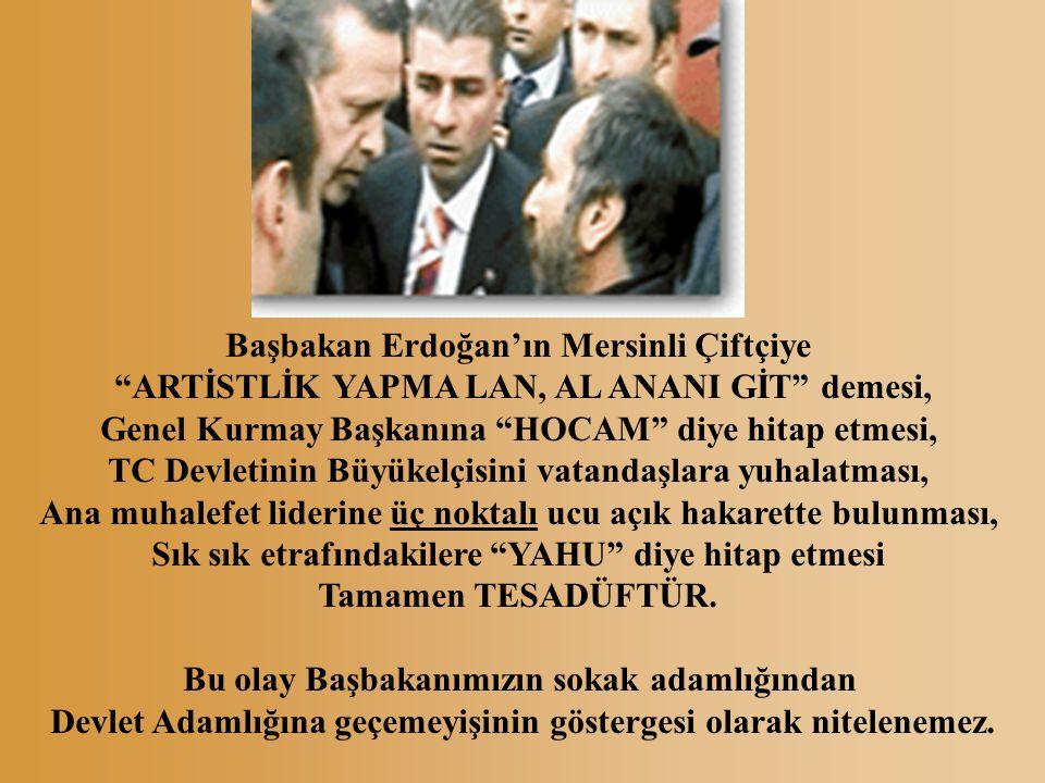 Türkiye Tarihinin en büyük kadrolaşmasının yapılması; Kadrolaşmanın kıyımında ötesinde zulme dönüşmesi; Kamu kuruluşlarında kurumsal hafızanın yok edilerek, Devlet çarkına çomak sokulması; Kadrolaşmada ehliyet veliyakat dışında kriterlerin esas alınması, (AKP'den aday olmak, Seçimlerde AKP için fiilen çalışmak, Eş-dost-akraba-olmak, Tarikat bağları bulunmak, İHL kökenli olmak ) Tamamen TESADÜFTÜR Örneğin, Üst görevlere getirilen Binali Yıldırım'ın ve Abdulkadir Aksu başta olmak üzere AKP' ileri gelenlerinin 1.
