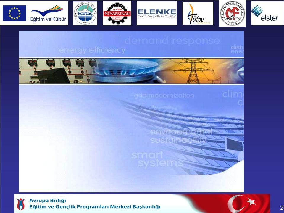 2 Elektrik Hizmetleri İçin Kanıtlanmış Çözümler Dalga kontrolü ile yük yönetimi sistemleri