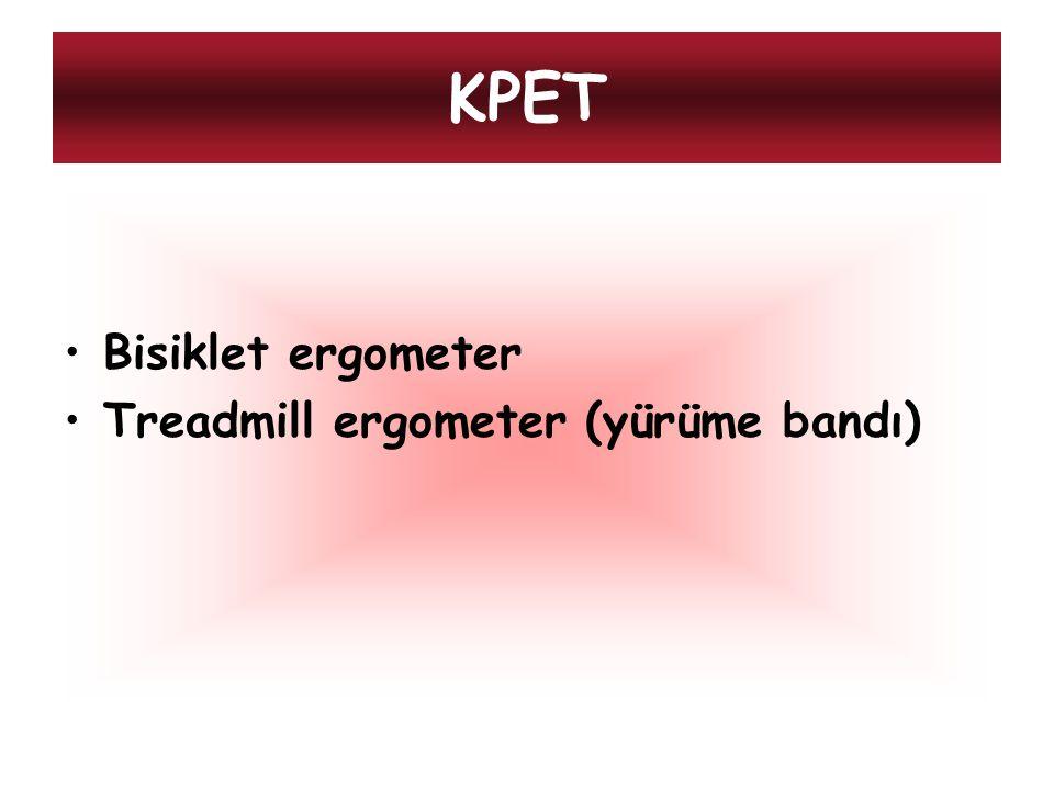 PR ve KPET PR'a aday ve PR alan hastanın değerlendirmesinde KPET'in önemi.