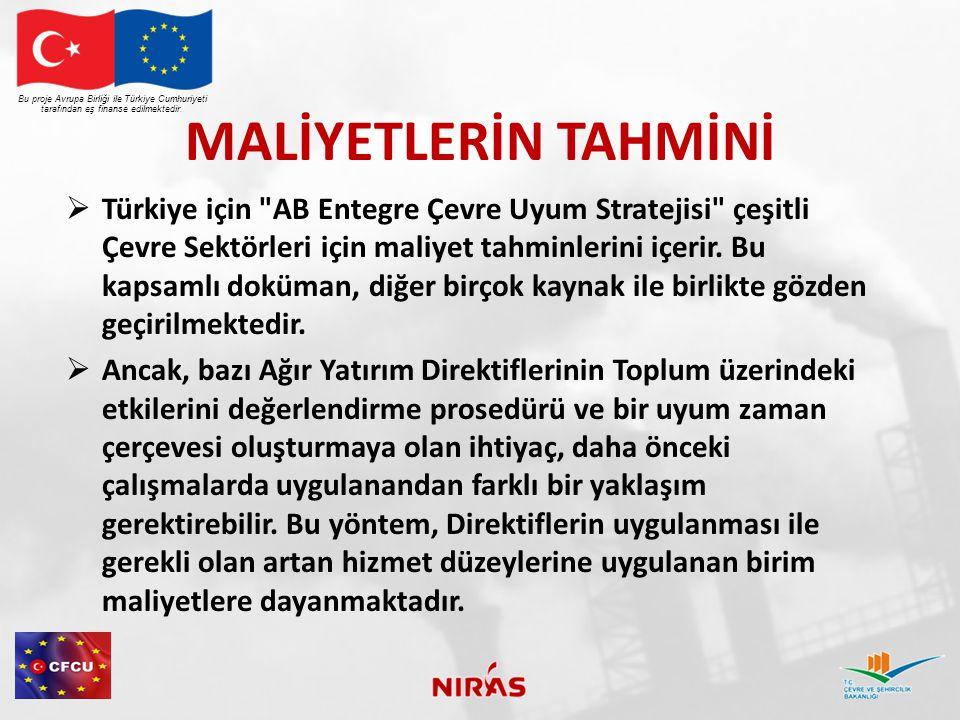 HANEHALKI ÜZERİNDEKİ ETKİ GRAFİĞİ Bu proje Avrupa Birliği ile Türkiye Cumhuriyeti tarafından eş finanse edilmektedir.