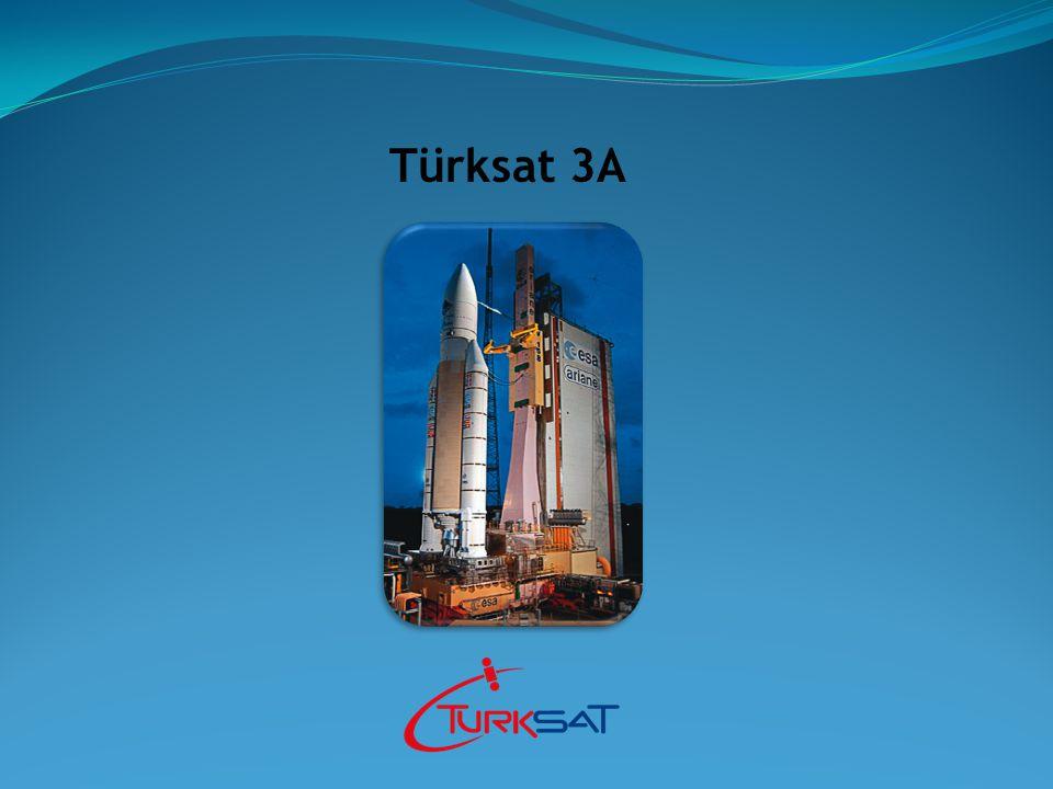 Uydu Üretimi Türksat 3A uydusunun tasarımını, üretimini, sigortalanmasını, fırlatılmasını ve yörünge testlerinin yapılarak teslimini, uydunun her türlü kontrol ve takibinin yapılacağı yer kontrol sisteminin kurulmasını içeren bir sözleşme Türksat A.Ş.