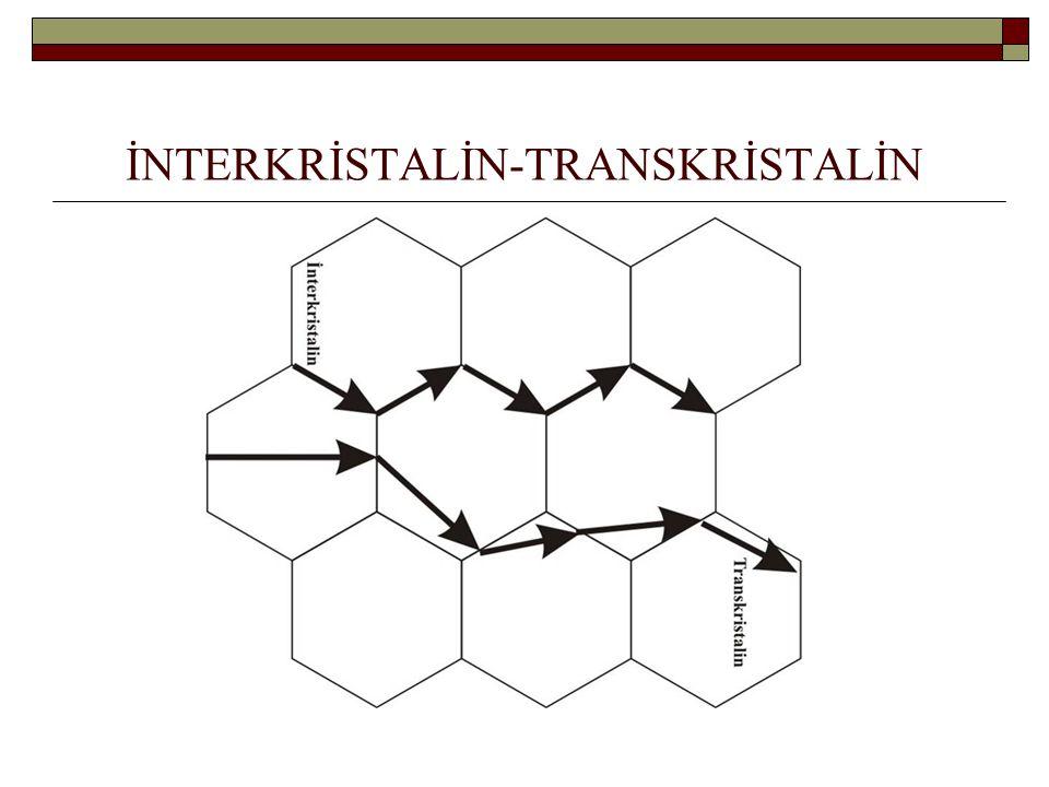 İNTERKRİSTALİN-TRANSKRİSTALİN