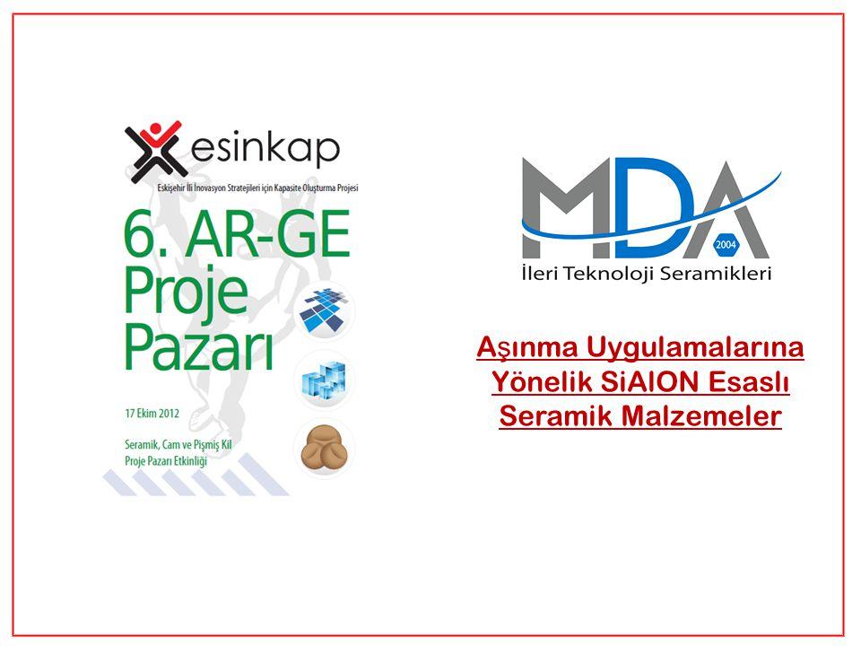 MDA 2004 yılında ileri teknoloji seramikleri alanında uzman 4 bilim insanı tarafından kurulmuştur.