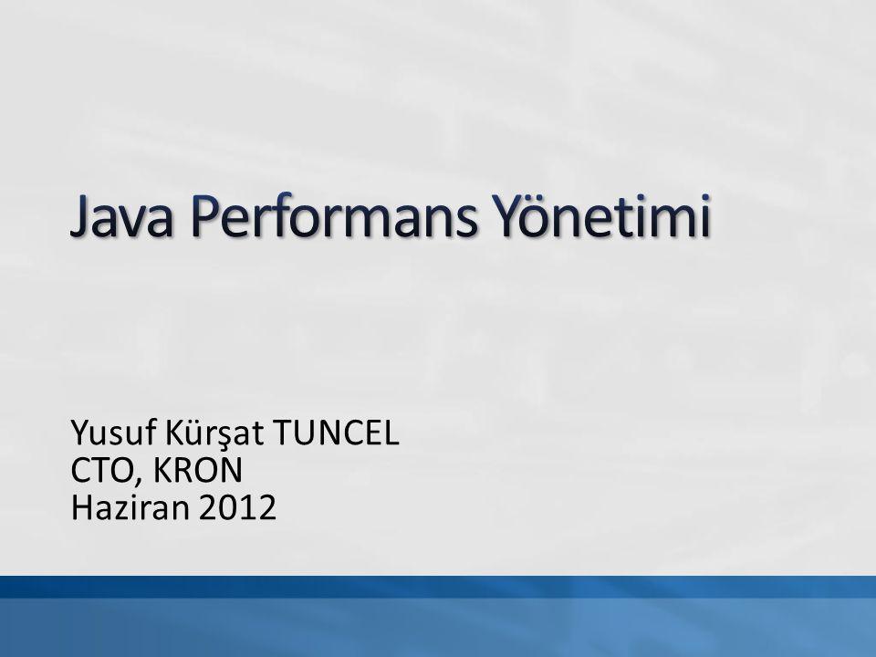 Yusuf Kürşat TUNCEL CTO, KRON Haziran 2012