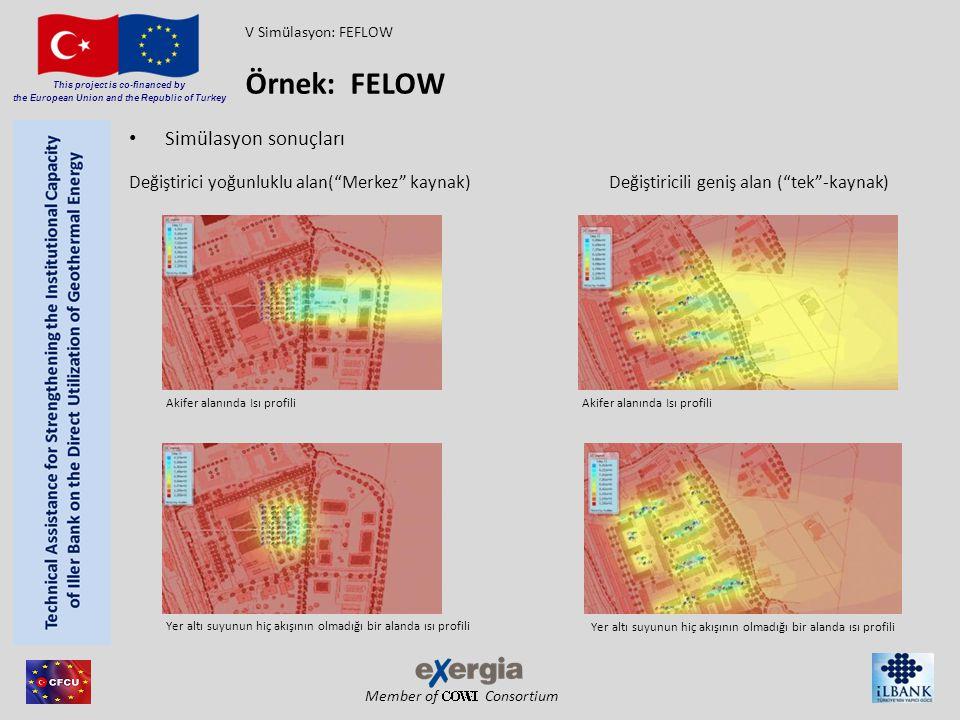 "Member of Consortium This project is co-financed by the European Union and the Republic of Turkey Simülasyon sonuçları Değiştirici yoğunluklu alan(""Me"