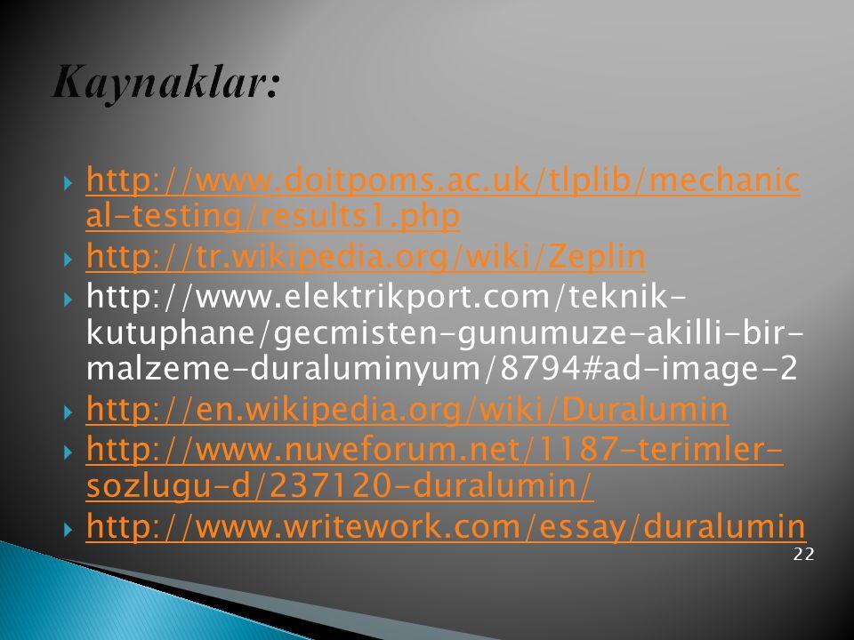  http://www.doitpoms.ac.uk/tlplib/mechanic al-testing/results1.php http://www.doitpoms.ac.uk/tlplib/mechanic al-testing/results1.php  http://tr.wiki