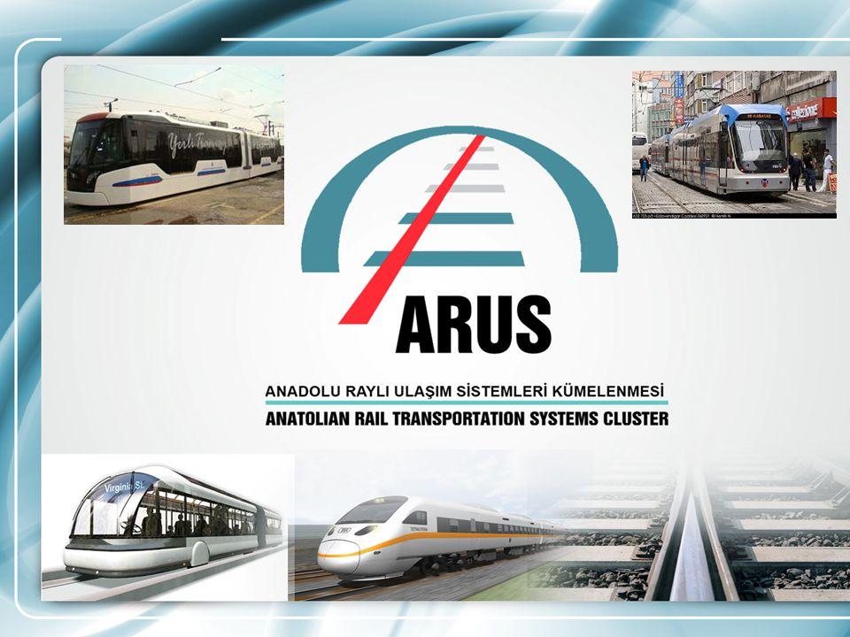 12.HEDEF : Ulaşım sektöründe ; Demiryolu yolcu taşıma payı en az % 10 ve Yük taşıma payı en az %15'e çıkarılacaktır.