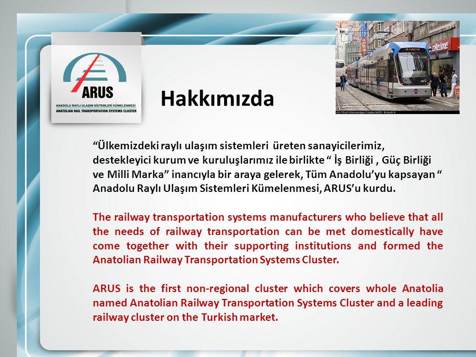 İŞLETMELER Rail Transportation Operators