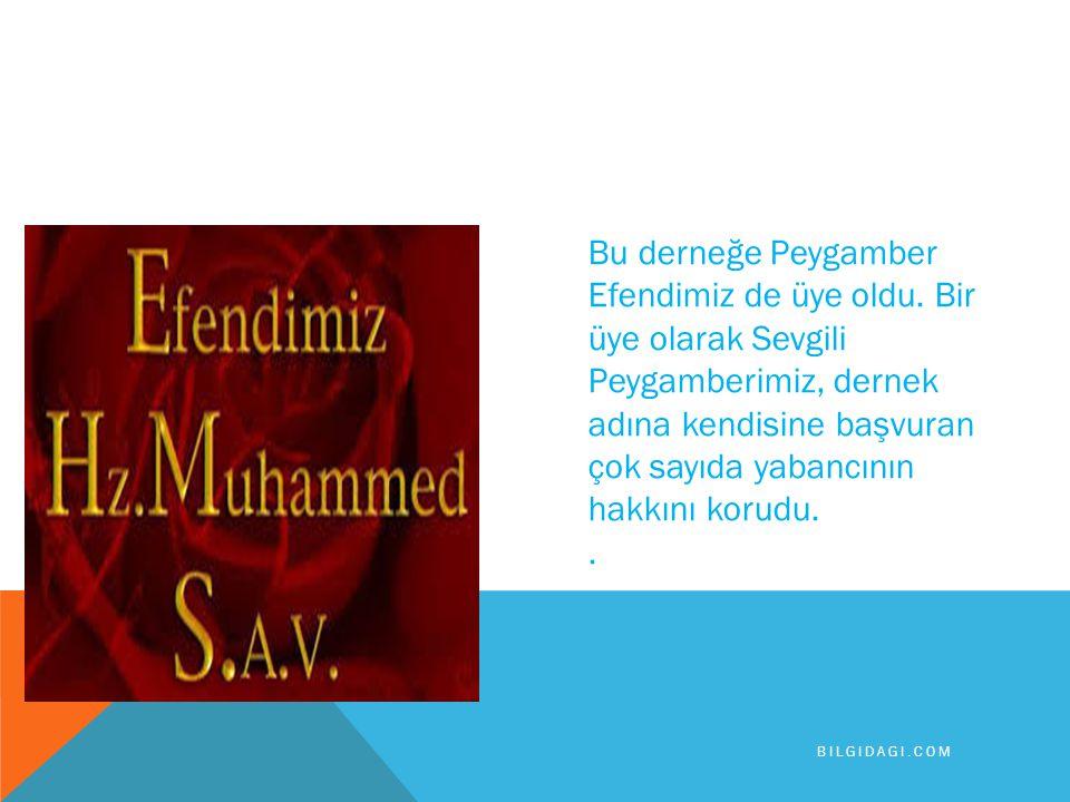 HZ. MUHAMMED HAKSIZLIKLARA GÜZEL BİR TAVIRLA KARŞI ÇIKARDI Hz. Muhammed'in çocukluk ve gençlik yıllarındaki en belirgin özelliği haksızlıklara karşı ç