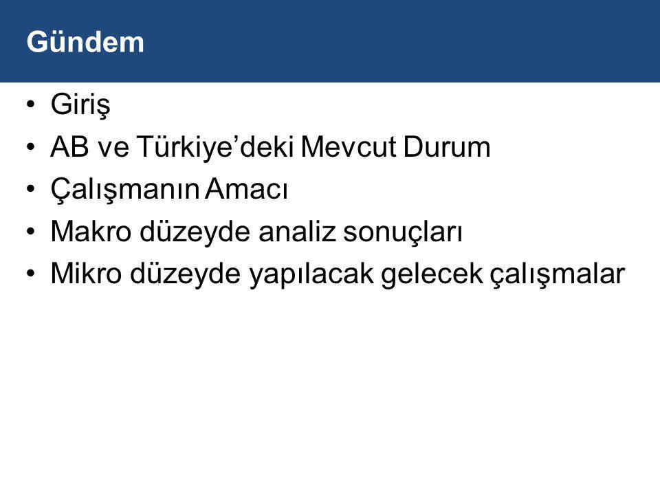 Sonuçlar Türkiye'nin bu bağlamda özellikle karayolu taşımacılığında yaşadığı sorunlar 2005 yılından beri AB'nin araştırması kapsamındadır.