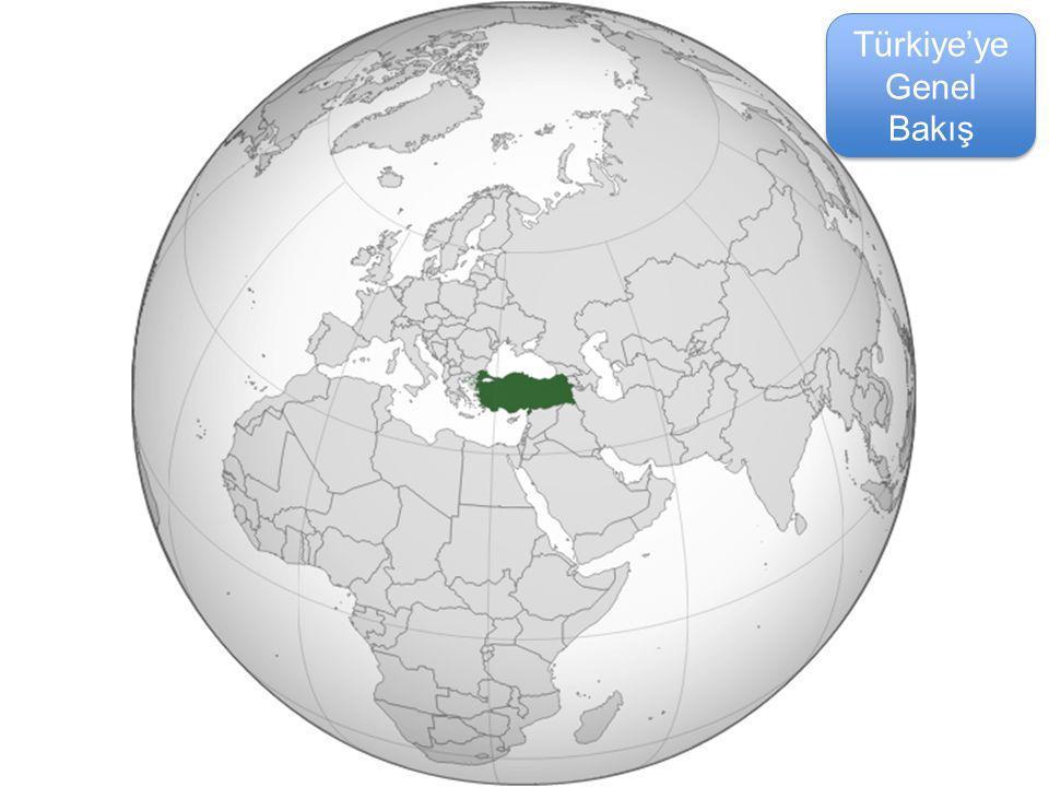 Türkiye'ye Genel Bakış