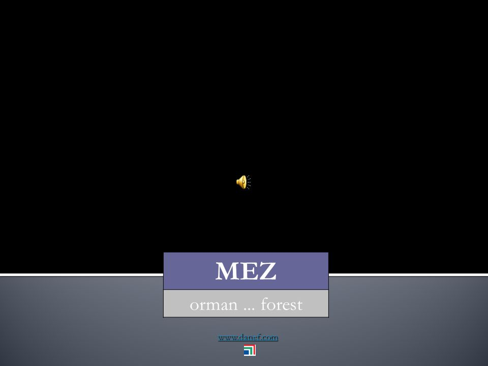 www.danef.com MEZENIKO yarım ay... waning moon