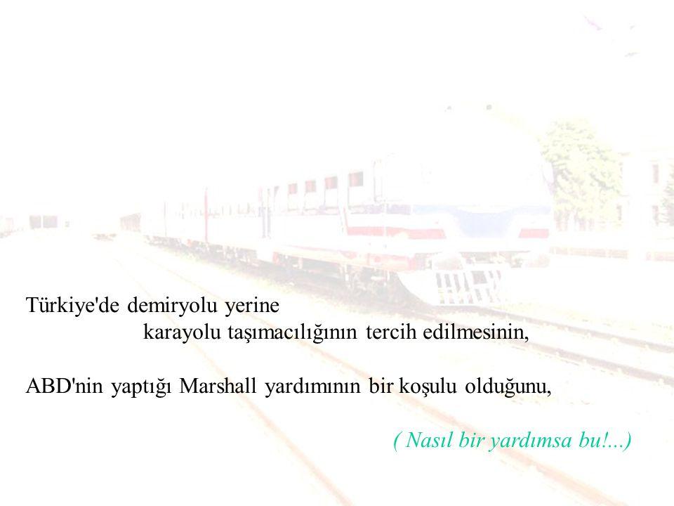 Yüksek hızlı demiryolunun; Km.