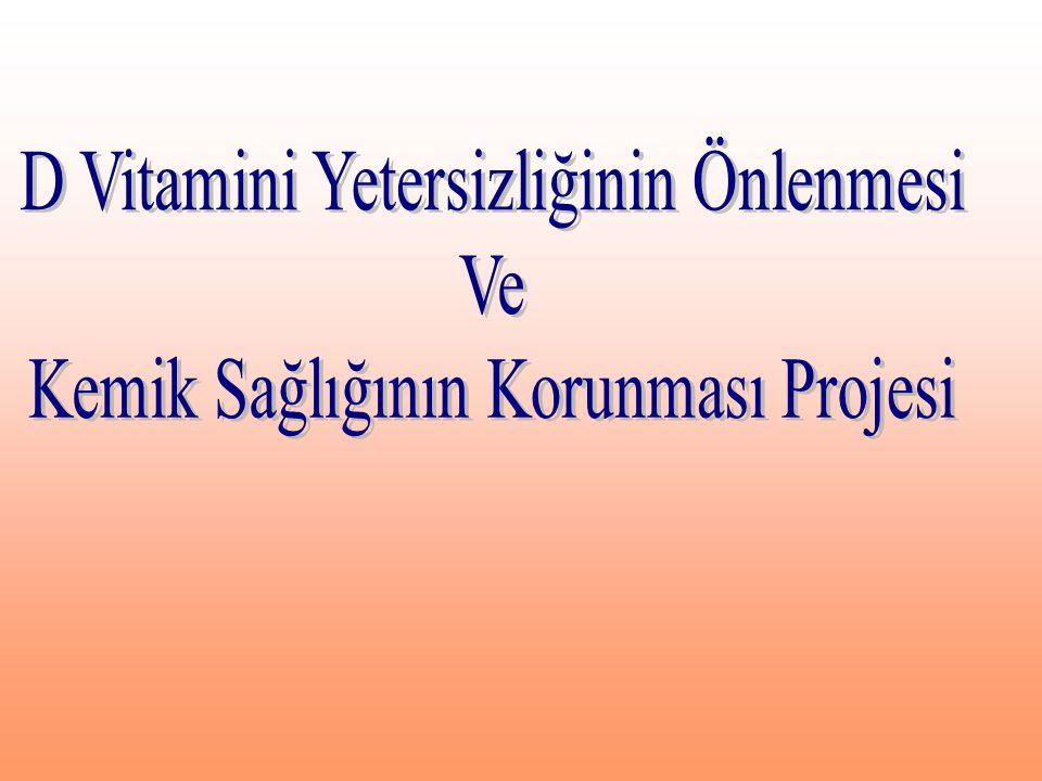 Süre Proje, 2005 yılı içersinde 81 ilde sürdürülecek ve ilk yılın sonunda projenin değerlendirilmesinin ardından proje 2010 yılına kadar devam edecektir.