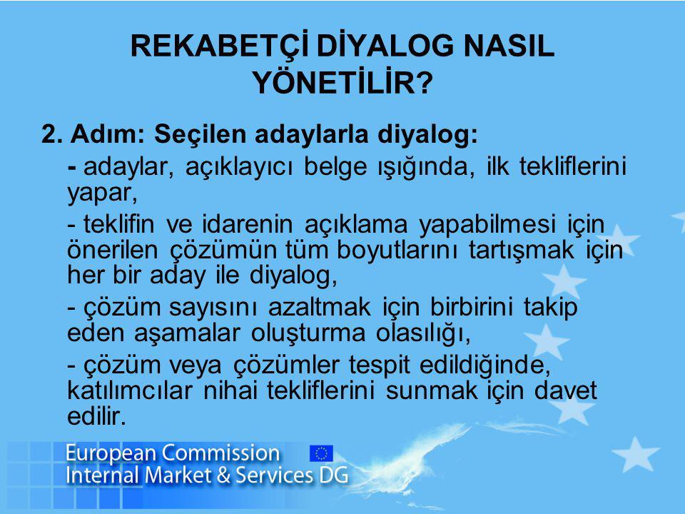 REKABETÇİ DİYALOG NASIL YÖNETİLİR. 2.