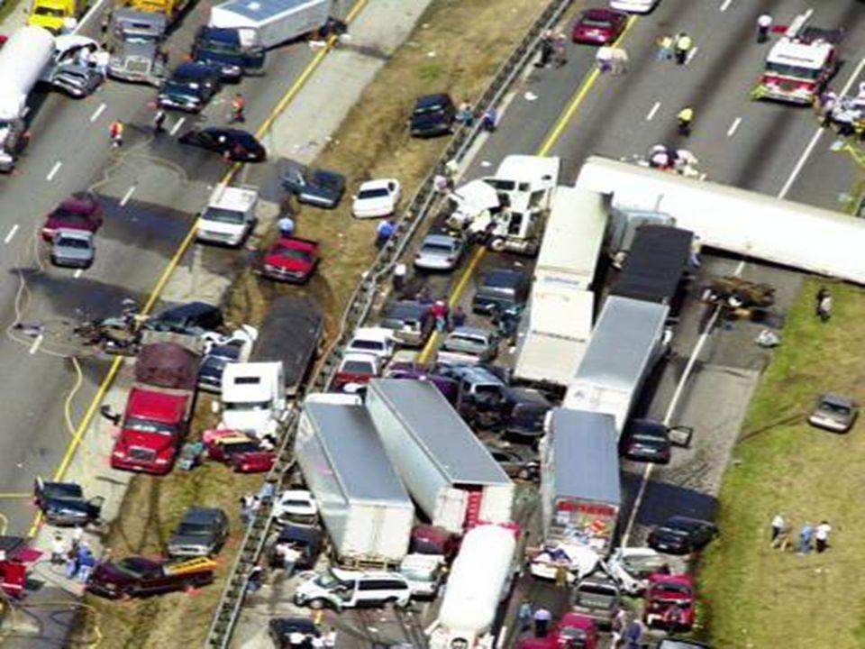 YOL ÇİZGİLERİ ----------- Kesik Yol çizgisi : Görüşün açık olduğunu kurallara uygun olarak öndeki aracın geçilebileceğini bildirir.