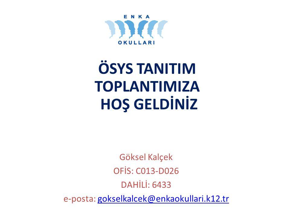 9.Sınıf ve Türkiye 'de Yükseköğretim için İlgileri, yetenekleri keşfetme ve mesleki karar verme sürecinin başlangıcı Ders ve yükseköğretim programlarını tanımak YGS konularının ağırlıklı olarak çıktığı sınıf düzeyi Not ortalaması