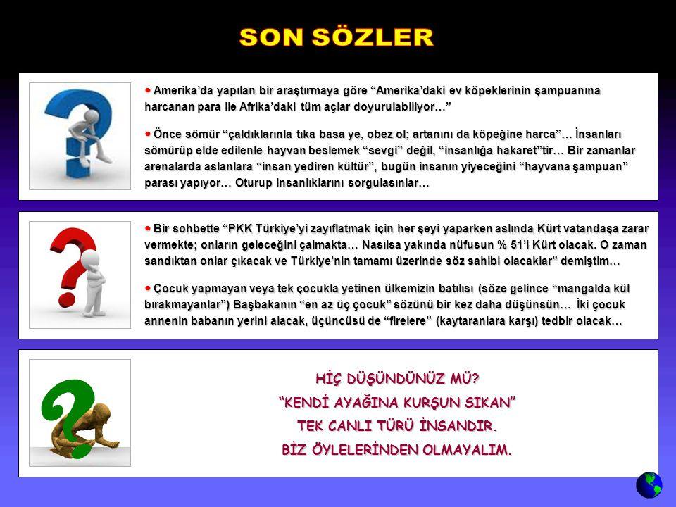 """Bir sohbette """"PKK Türkiye'yi zayıflatmak için her şeyi yaparken aslında Kürt vatandaşa zarar vermekte; onların geleceğini çalmakta… Nasılsa yakında nü"""