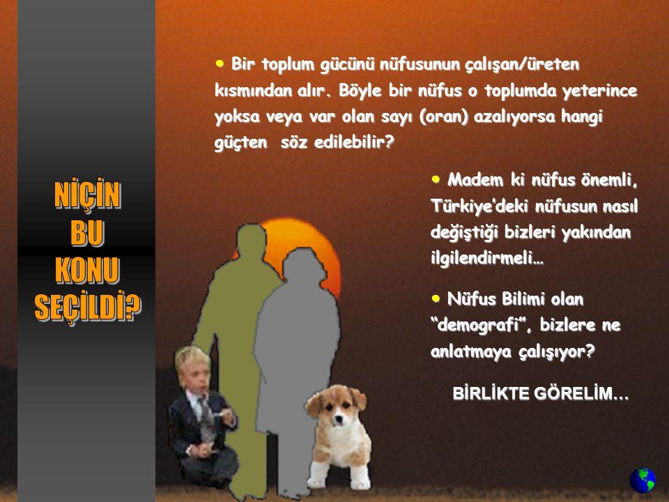 Bir sohbette PKK Türkiye'yi zayıflatmak için her şeyi yaparken aslında Kürt vatandaşa zarar vermekte; onların geleceğini çalmakta… Nasılsa yakında nüfusun % 51'i Kürt olacak.