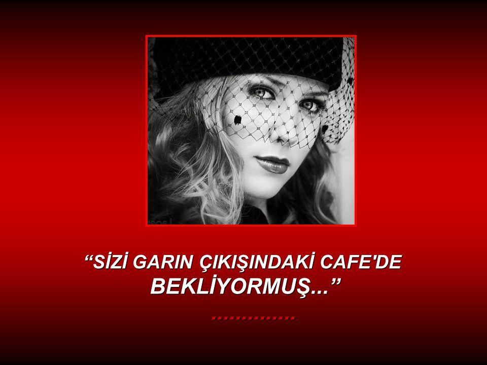 """""""ÖZÜR DİLERİM..."""
