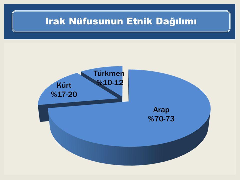  Türkiye, Irak'taki iç siyasi anlaşmazlıklara müdahil olmamalıdır.