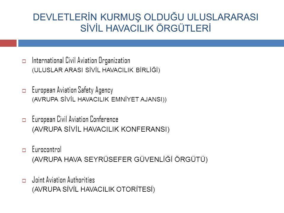 ICAO Konseyinin 36 üyeliği için üç kategoride seçim yapılmaktadır.
