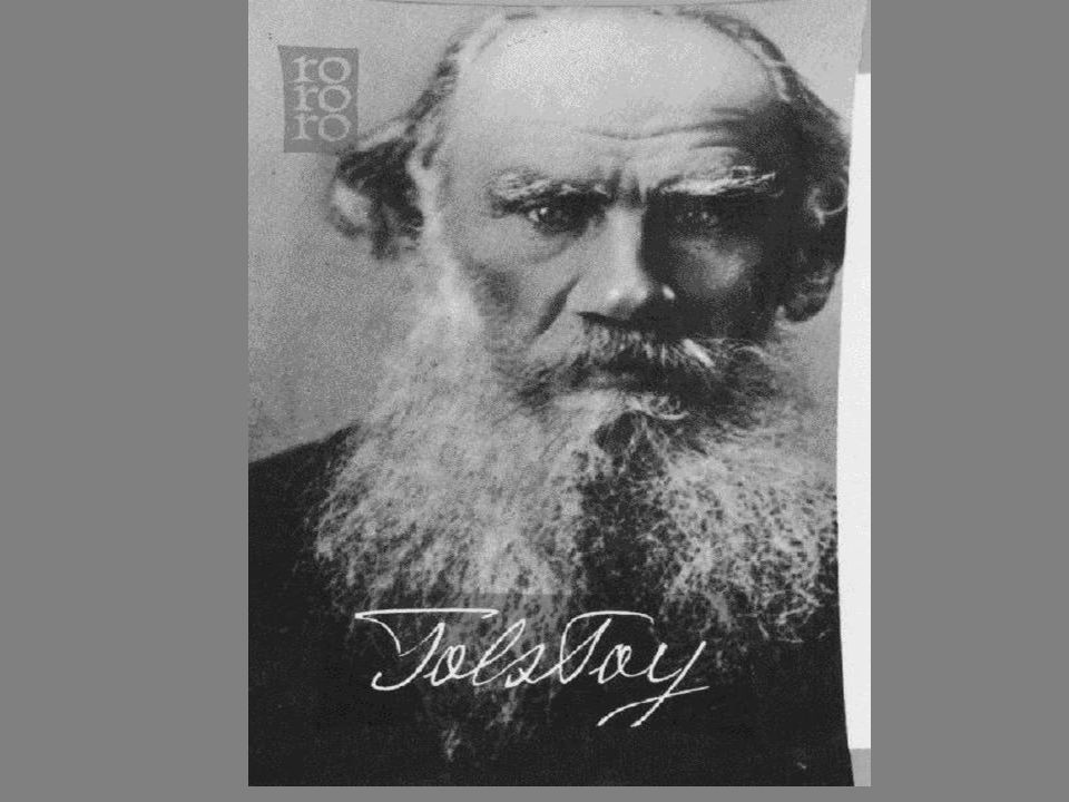 Doğumu ve Ailesi Kont Lev Nikolayeviç Tolstoy, 28 Ağustos 1828 da Rusya nın Tula bölgesinde, ailesine ait geniş topraklarda dünyaya geldi Tolstoy ailesi, tarihe yön veren bir çok önemli kişinin çıktığı, oldukça ilgi gören aristokrat bir aileydi Atalarından biri Çar Petro nun başarılı bakanlarından biriydi Yeğeni Kont Aleksi Konstantinoviç Tolstoy ise Mütiş İvan ın Ölümü gibi oyunlarıyla ün salmış bir şair ve drama yazarıydı Dedesi Prens Nikola Volkonski, Büyük Katerina nın ordularının başkomutanıydı