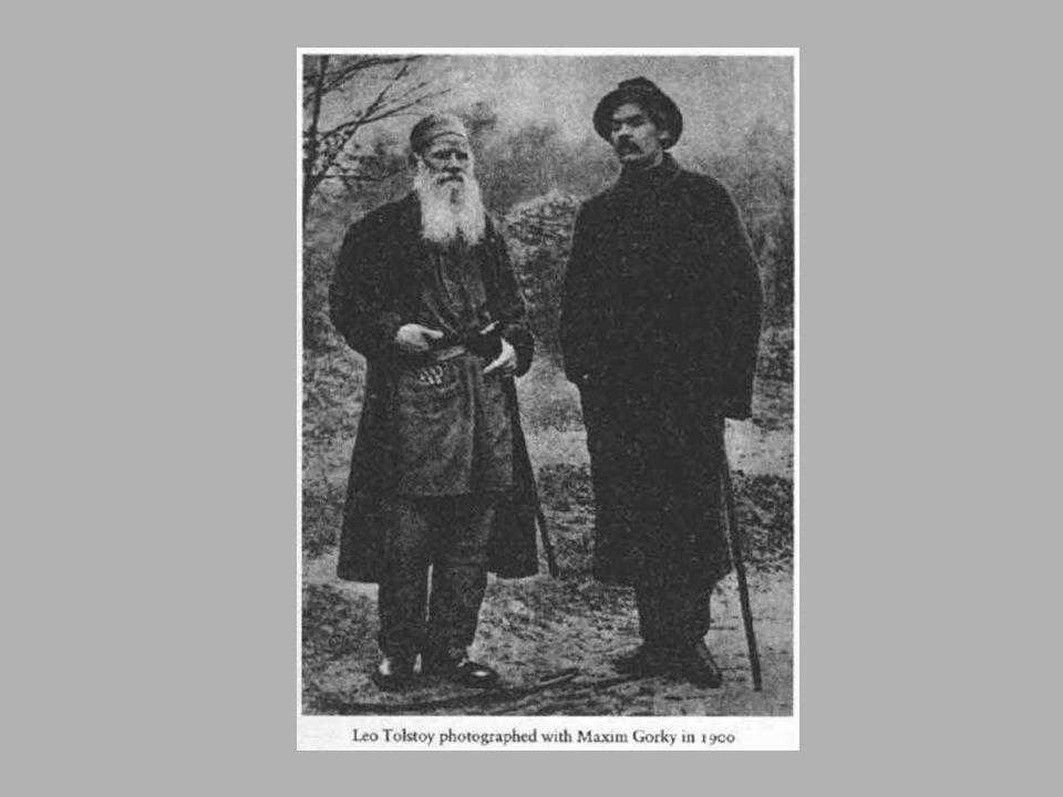 ROMANLAR Çocukluk (1852) İlk Gençlik (1854) Gençlik (1855-57) Sivastopol Hikayeleri (1854-55) Kazaklar (1861) Savaş ve Barış (1864-69) Anna Karenina (1873-1876) Kroyçer Sonat (1889) Diriliş (1899) Hacı Murat - Serj Baba -