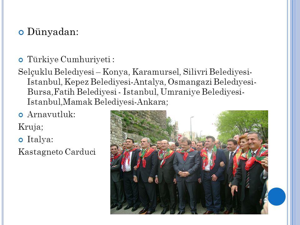 Mezarlık enformasyon sistemi Şehitlik mezarlığı Kovaçi Balkan Mevlevi araştırma merkezi