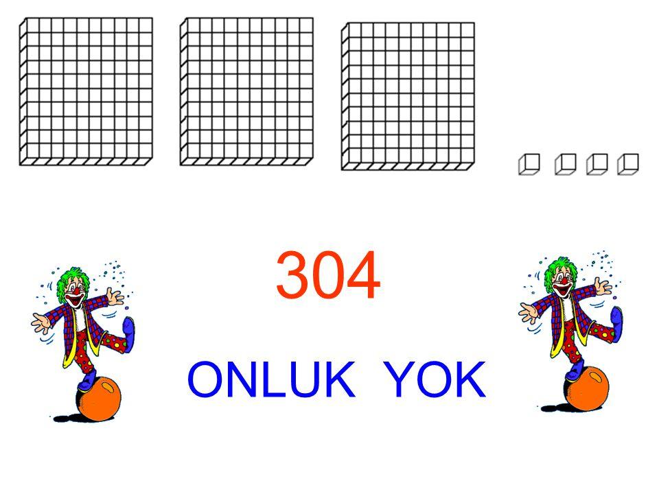 304 ONLUK YOK