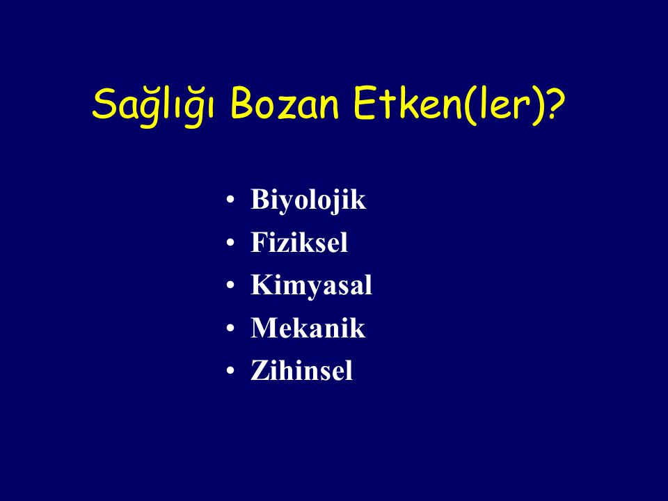 SAĞLIK HİZMETLERİNİN FİNANSMANI 1.Genel Bütçe 2. Sigorta 2.1.