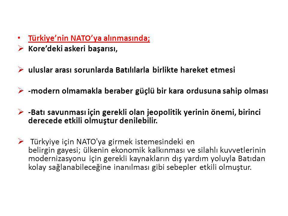Soğuk Savaş Sonrası Türk Dış Politikası  1990'lara kadar Türk dış politikası sadece Batı odaklı bir dış politika izlemiştir.