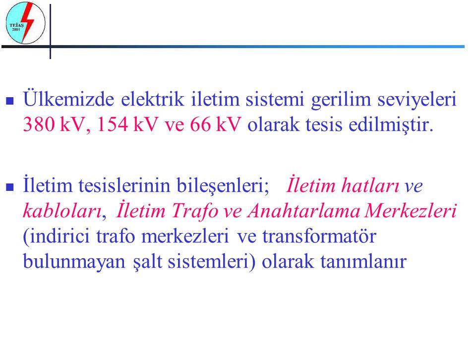 Sorumluluğumuz altındaki bölge içerisinde bulunan illerden Karaman, Aksaray, Ankara il sınırları içerisinde bulunan Şereflikoçhisar ve Seydişehir Alüminyum tesisleri göz ardı edilerek, Konya il sınırları içerisindeki kullanılan elektrik enerjisinin yıllara göre değişimi incelendiğinde 2000 yılında 1.899.630 MWh olan elektrik tüketimi 2006 yılında 2000 yılına göre %55 lik bir artışla 2.941.101 MWh olarak gerçekleşmiştir.