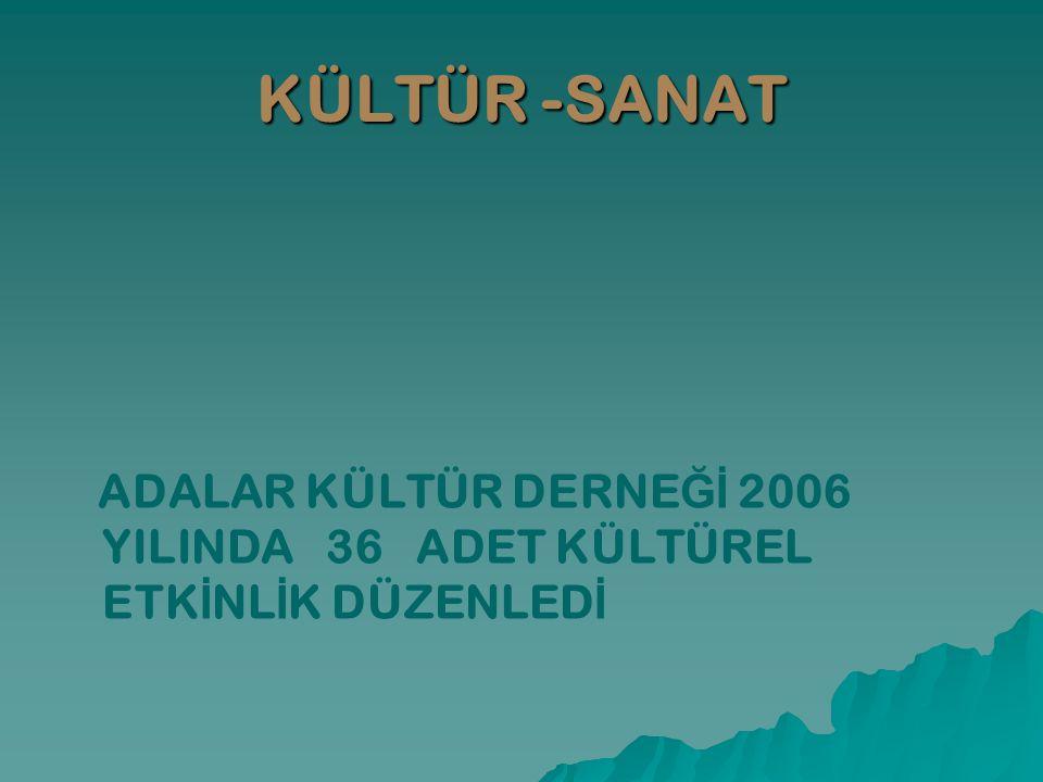 KÜLTÜR -SANAT YARIŞMALAR 3.ADALAR KISA FİLM YARIŞMASI 5.
