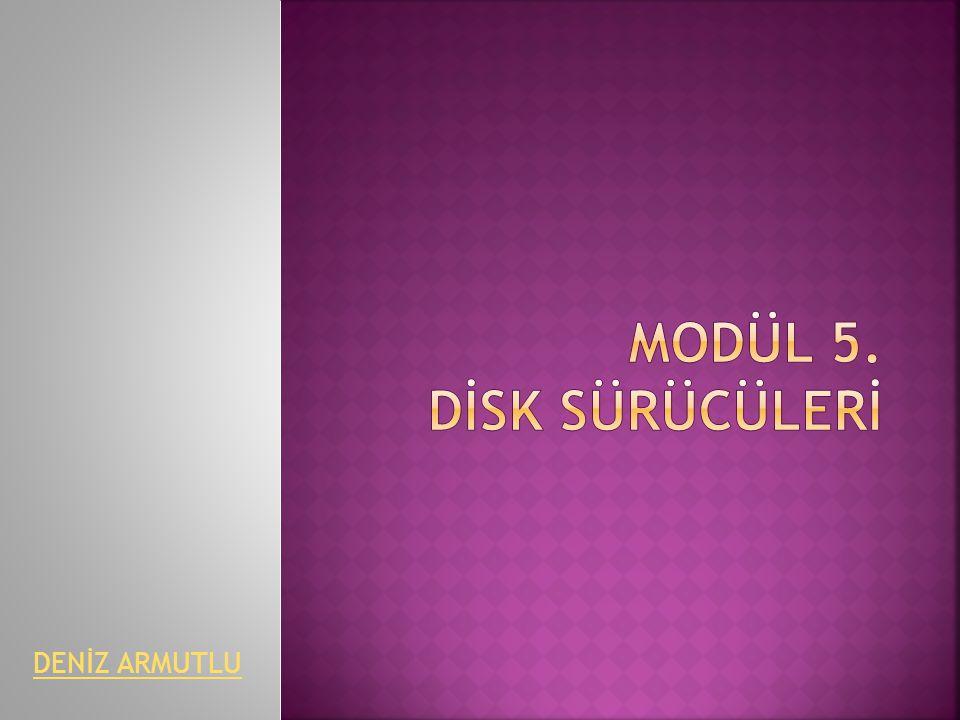  2.1.1.Disket Sürücü Nedir.