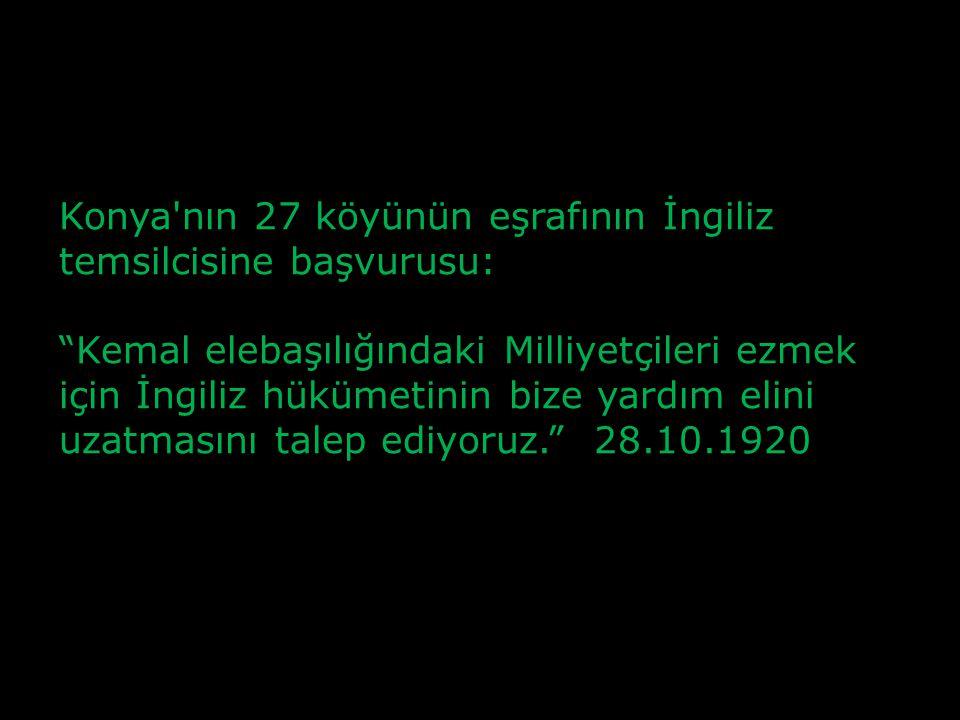 Edirne Tem in gazetesinden: Müftü Hilmi Efendi, Selimiye camisi inde hürriyetin ve adaletin saygı değer temsilcisi olan Venizelos hazretlerinin sağlığı için güzel bir dua okumuş, ve hazır bulunanlar şükran duygularını belirterek duaya katılmışlardır. 13.08.1920