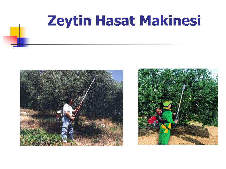 Zeytin Hasat Makinesi