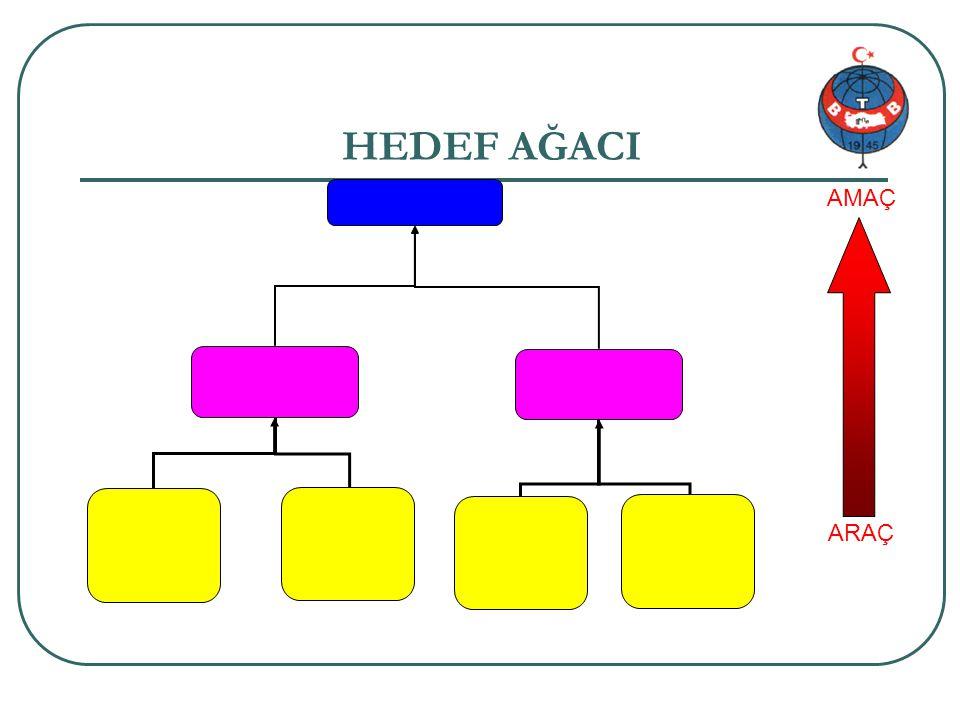 Proje genel bilgi 24/34 HEDEF AĞACI AMAÇ ARAÇ