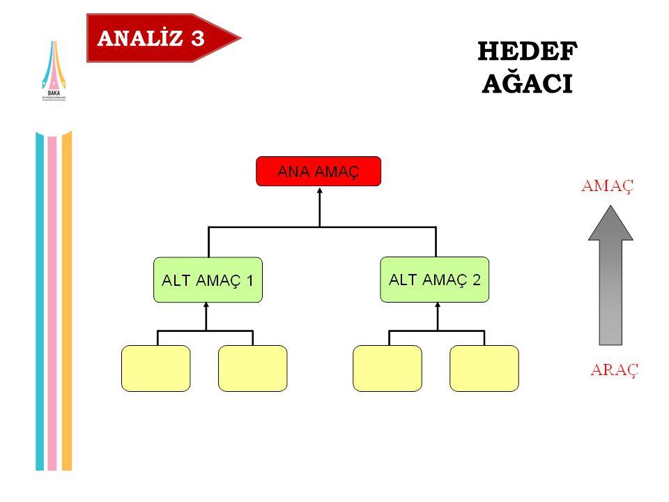 HEDEF AĞACI ANALİZ 3