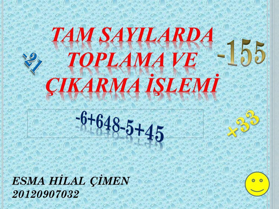 ESMA HİLAL ÇİMEN 20120907032