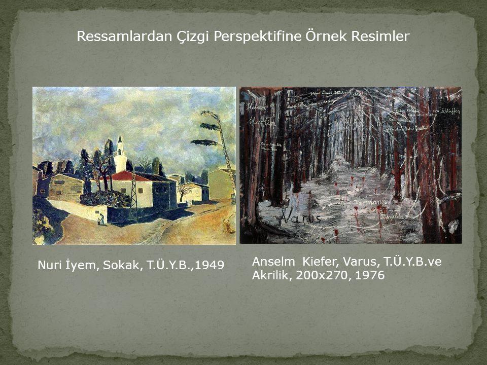 Francesco Guardi,T.Ü.Y.B., 48x85,1758 Van Gogh, Forum Meydanında Gece Kahvesi, T.Ü.Y.B., 81x65,5-1888