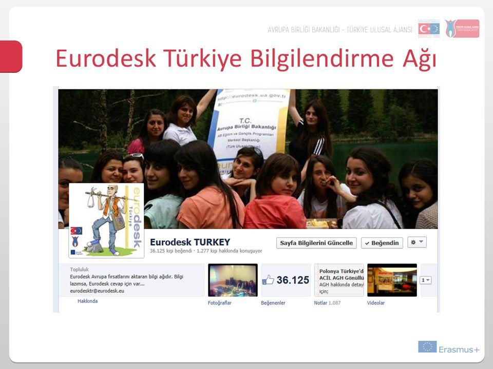 Eurodesk Türkiye Bilgilendirme Ağı