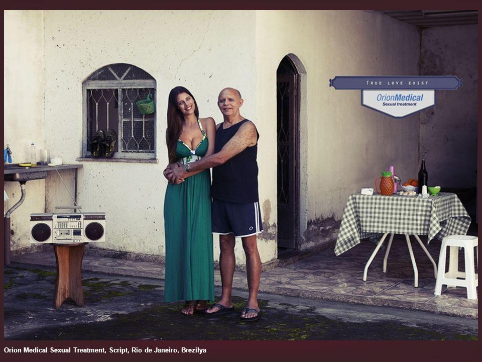 Orion Medical Sexual Treatment, Script, Rio de Janeiro, Brezilya