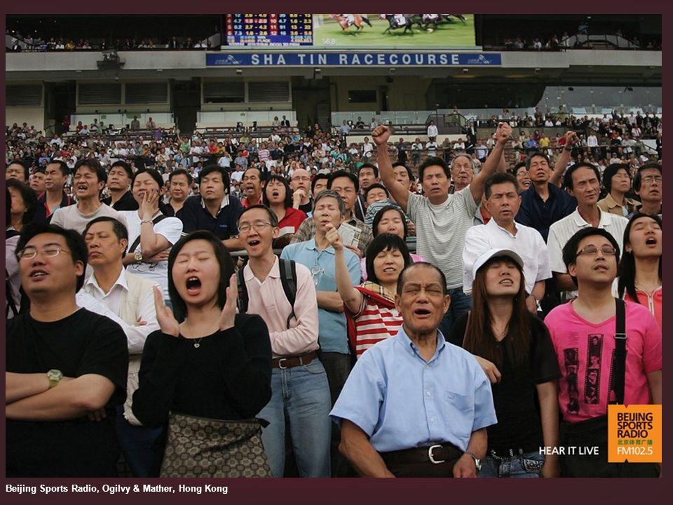 Beijing Sports Radio, Ogilvy & Mather, Hong Kong