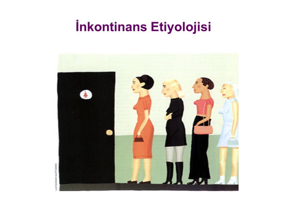 İnkontinans Etiyolojisi