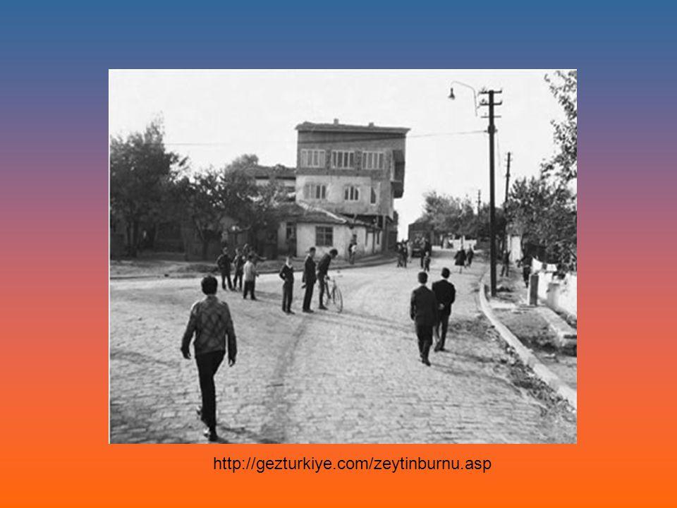 1960 larda bütün hızıyla süren gecekondulaşmanın yanında kentsel mekânın biçimlenişini değiştiren ikinci olgu da imarlı alanlardaki apartmanlaşma olarak belirdi.