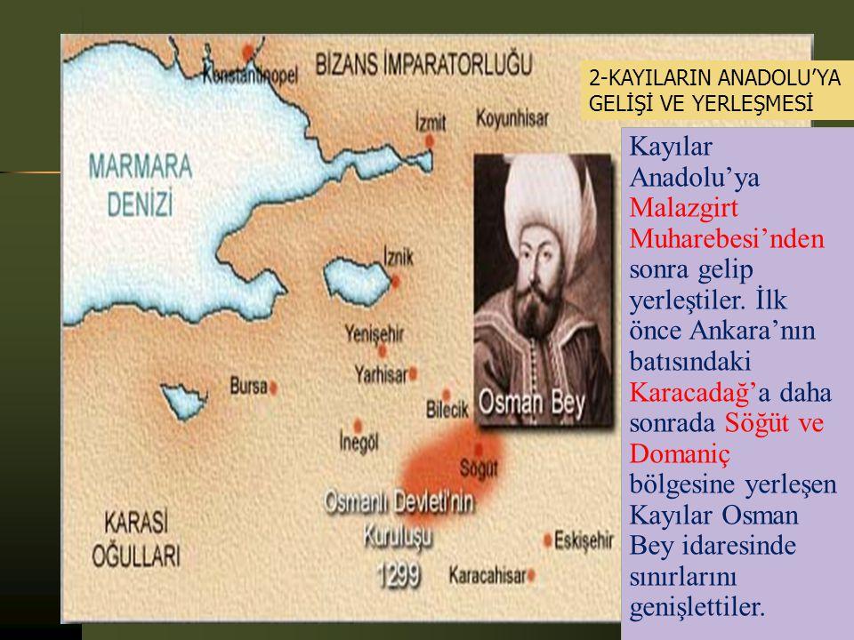 Tarih Yazlısından İlginç Cevaplar Soru: Osmanlılar Oğuzların hangi boyundandır? Soru: Osmanlılar Oğuzların hangi boyundandır? Cevap: Oğuzların Külhan