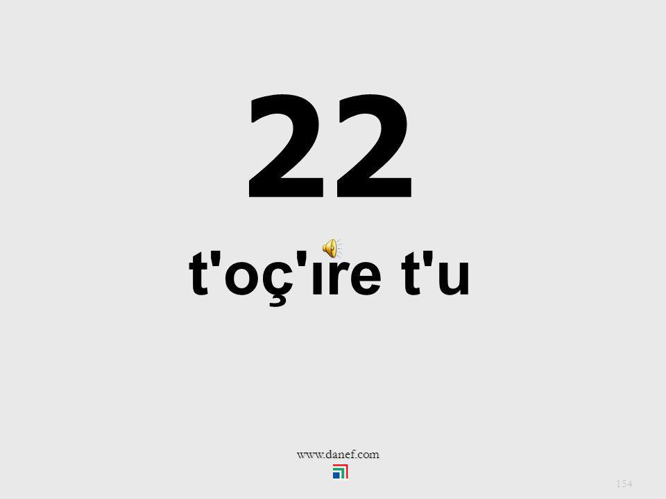 21 t oç ıre zı 153 www.danef.com